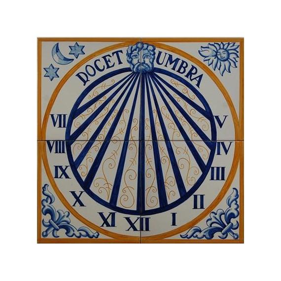 Reloj de Sol 40X40